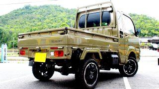 ダイハツハイゼットトラック!!新車コンプリート販売開始します~~!!カスタムも勿論、ご依頼下さいね(^o^)/