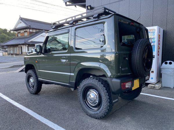 シーエルリンクJB64W新車コンプリート